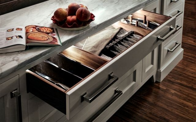 Trish Namm modern cabinet and drawer organizers