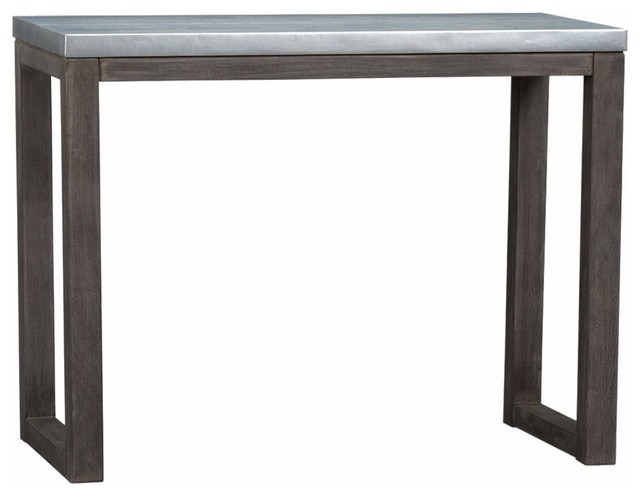 Stern Counter Table CB2 modern dining tables