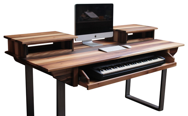 / Graphic Design, Medium 61key / 72w X 32d modern-computer-furniture