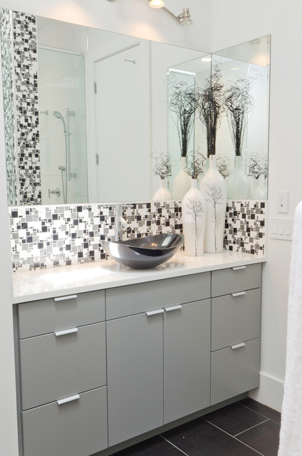 Bathroom Design Grey And White Interior Designers Decorators