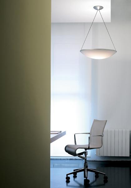 Trama Pendant Lamp By Luceplan Lighting modern-pendant-lighting