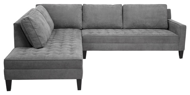 Vapor Sectional - contemporary - sectional sofas - by Z Gallerie