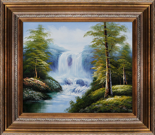 More Oil Paintings eclectic-artwork