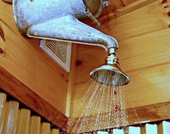 Redneck Shower Head -