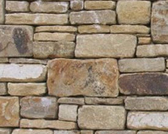 Dove Gray Tumbled Stone -