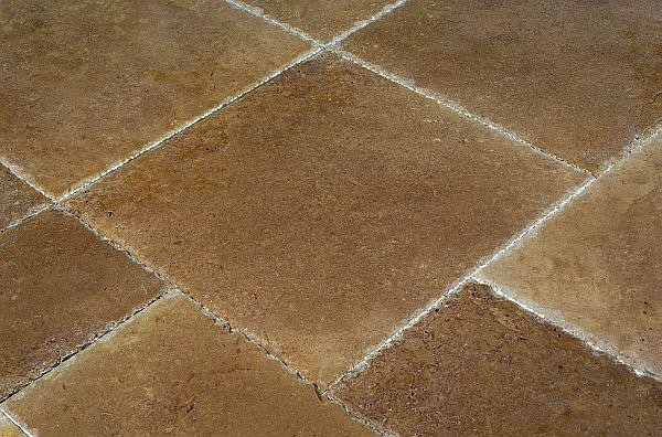 Travertine mediterranean-floor-tiles