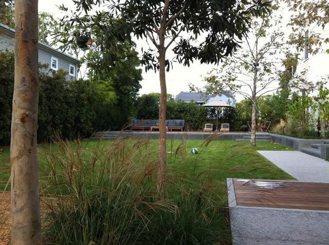MTLA -  Shiflett Residence contemporary-landscape