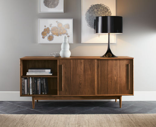 Grove Cabinets Midcentury Sideboards By Room amp Board