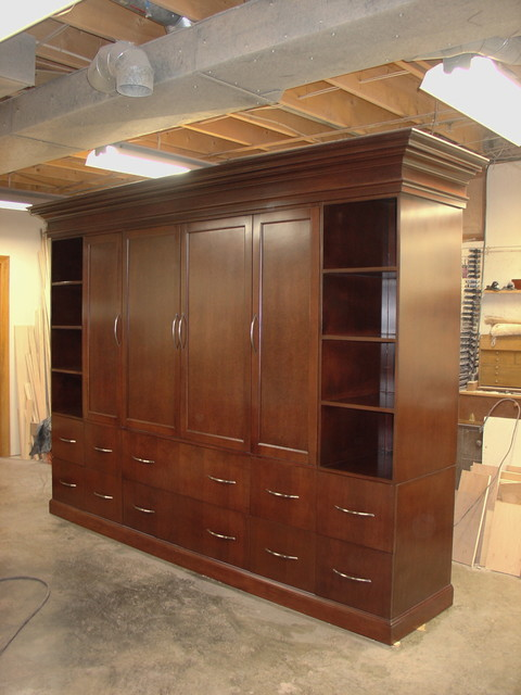Wardrobe/Entertainment Center traditional-furniture