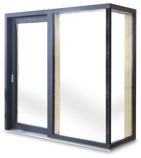 PanoramicView Corner Lift-Slide Door - Modern - Interior Doors - denver - by Zola Windows