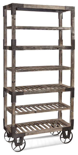 Foundry Rack eclectic-storage-cabinets