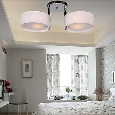 Modern Acrylic Chandeliers modern-ceiling-lighting