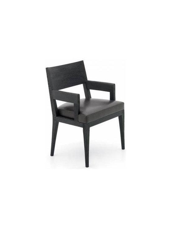 Christian Liaigre - Equus Arm Chair