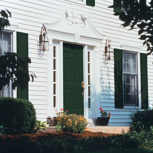 Exterior Outdoor Trim traditional accessories and decor