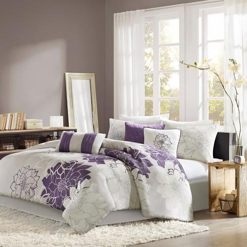 Lola Comforter Set modern-duvet-covers
