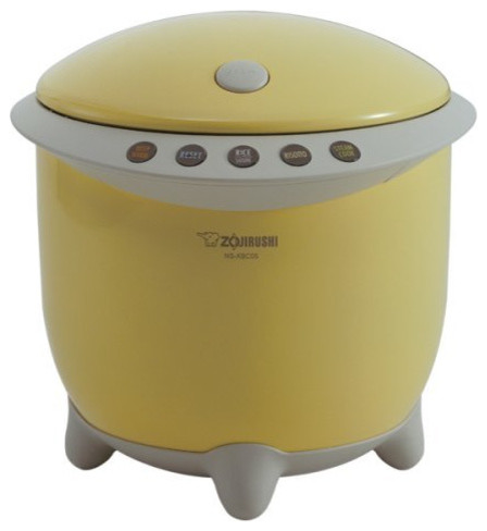 Zojirushi Rizo Micom 3-Cup Rice Cooker and Warmer eclectic-slow-cookers