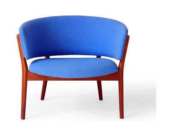 Nanna Ditzel #83 Søren Willadsen Teak Easy Chair -