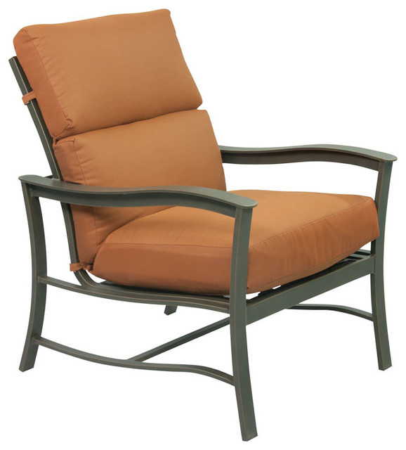 Terracotta Lounge Chair Contemporary Outdoor Lounge Chairs san go