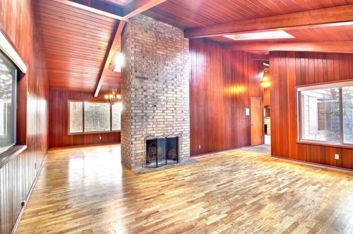 Wood Paneling Update Ideas