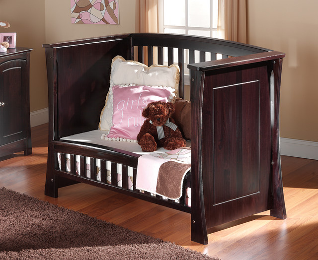 Ocean Safety Gate Converted Into Toddler Bed Traditional Toddler Beds Other Metro By