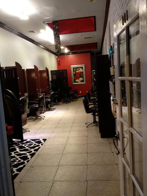 Beverly hIlls, CA Hair Salon contemporary