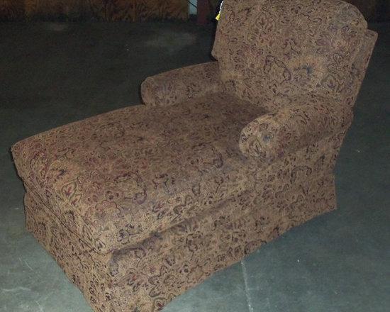 Customer Custom Orders - Best Chaise