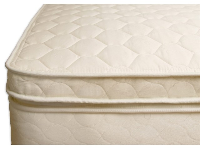 Naturepedic Queen 3 Quot Comfort Topper Quilted