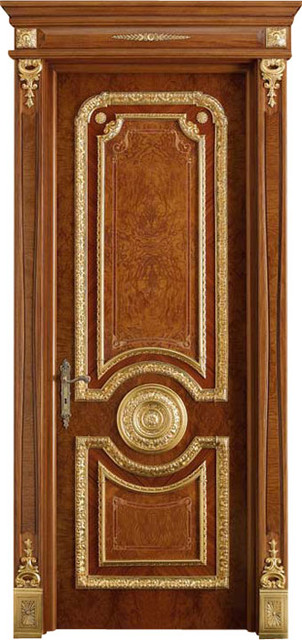 French Antique Interior Doors - Hand Made in Italy - Traditional - miami - by EVAA Home Design ...