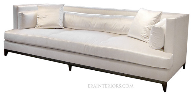 Vella Sofa Modern Sofas New York By ERA Interiors