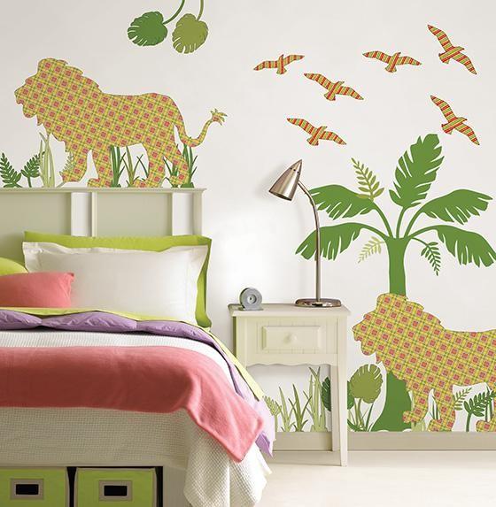 Jungle Time Wall Art traditional-artwork
