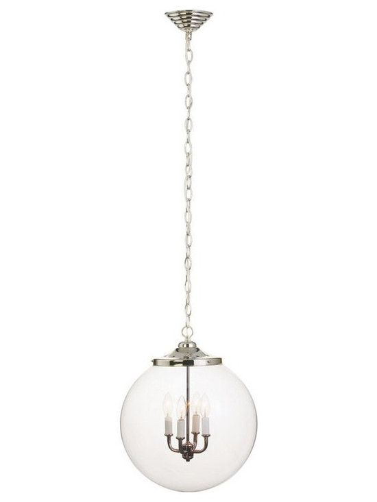Kilo Pendant by Stone Lighting