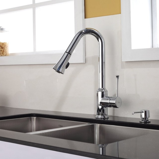 Faucet Sink Kitchen : All Products / Kitchen / Kitchen Sinks and Faucets / Kitchen Faucets