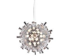 Extravagance Ceiling Lamp Aluminum modern-pendant-lighting