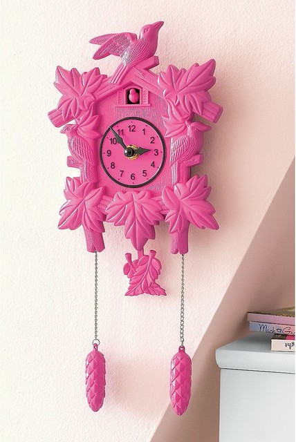 Cuckoo Clock contemporary kids decor