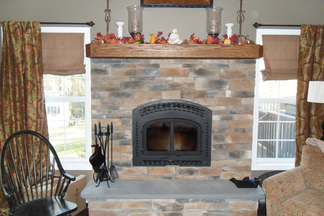 Fireplaces traditional