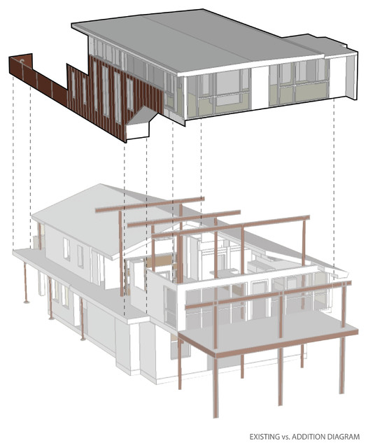 Contemporary Rendering by Tongue & Groove