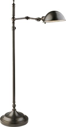 Adjustable Pharmacy Floor Lamp modern-floor-lamps