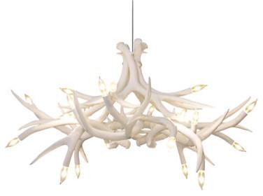 Superordinate Antler Pendant 12x eclectic-chandeliers