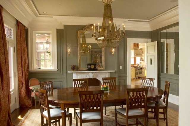english country dining room ~ juliettetemple