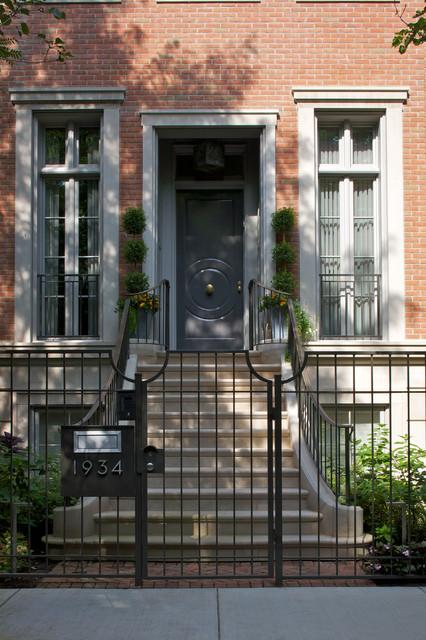 Katz/Northworks Architects traditional-exterior