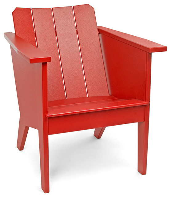 Loll Deck Chair contemporary-outdoor-lounge-chairs