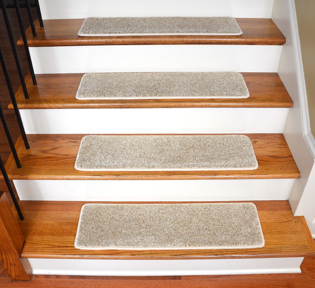 dean stainmaster nylon carpet stair treads 30 x9 15