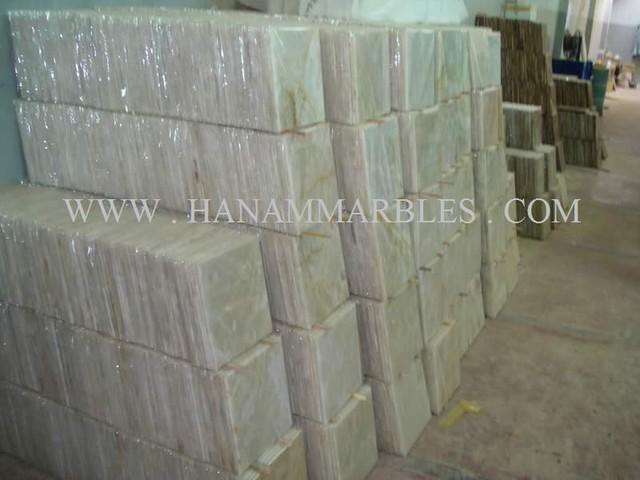 WHITE ONYX TILES asian-wall-and-floor-tile