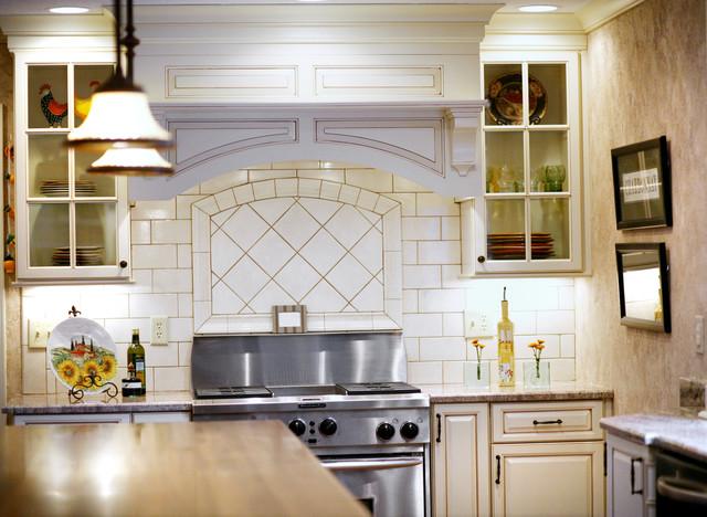 Chadwick Drive Kitchen Remodel contemporary