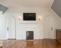 Bryn coed farm traditional bedroom philadelphia by archer buchanan architecture ltd - Coed bedroom ideas ...