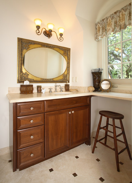 #63 - Owner - Hillsborough traditional-bathroom