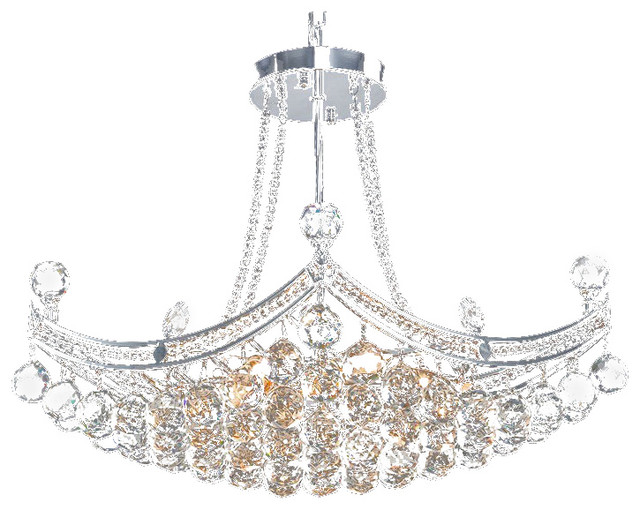 Contemporary Crystal Chandelier Lighting contemporary-chandeliers