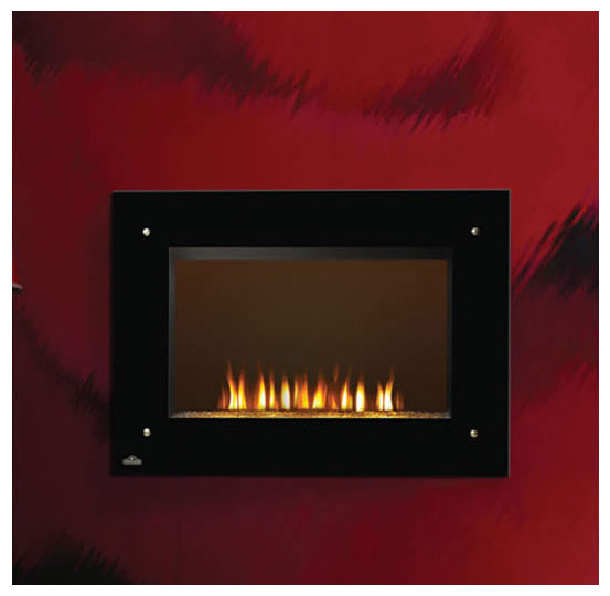 EF39HD Napoleon Electric Fireplace modern-fireplace-accessories