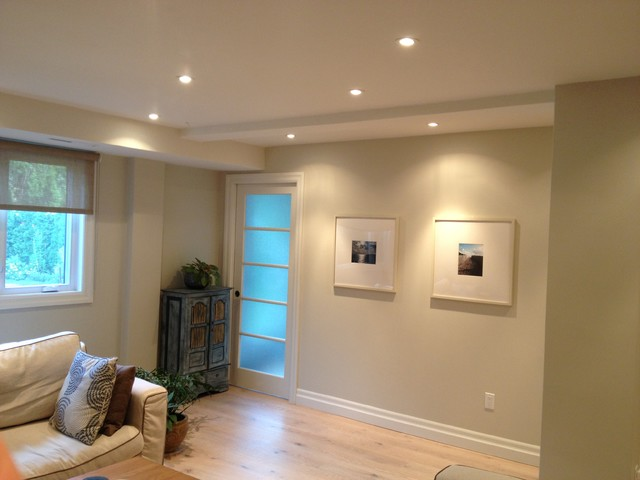 saint laurent basement master bedroom contemporary montreal by