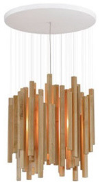 Woods- By Arturo Alvarez eclectic-chandeliers